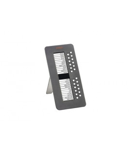 Avaya 9600 SBM24 Button module gray