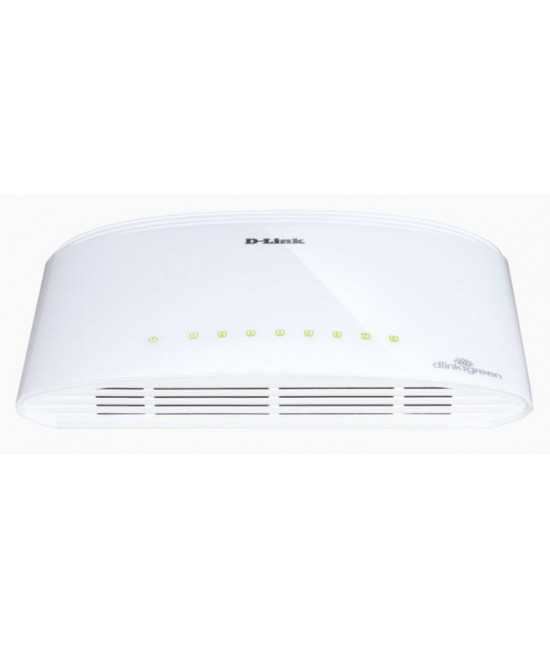 D-Link DGS-1008D Gigabit Switch