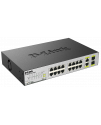 D-Link DES-1018P Fast Ethernet Switch