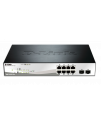 D-Link DGS-1210-10P Gigabit Smart+ PoE Switch