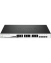 D-Link DGS-1210-28P Gigabit Smart+ PoE Switch