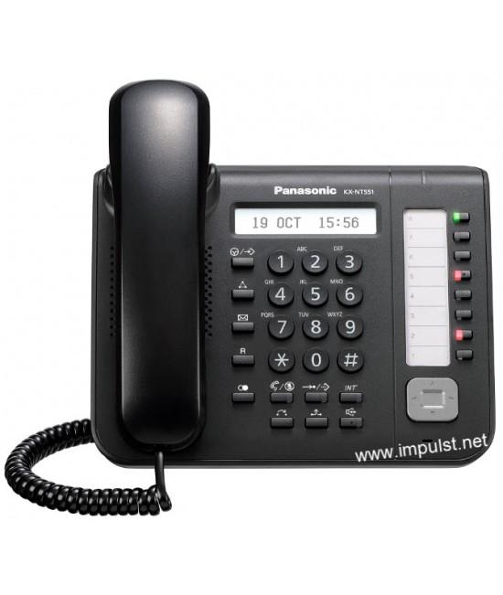 IP Telefon KX-NT551X-B