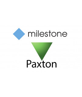 Milestone Advanced Milestone Paxton Net2 integration