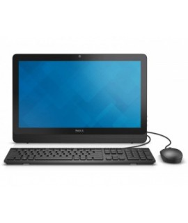 DELL Inspiron 20 (3052) Pentium N3700 Quad Core 1.6GHz (2.4GHz) 4GB 1TB ODD Windows 10 Home 64bit crni + tastatura + miš 5Y5B