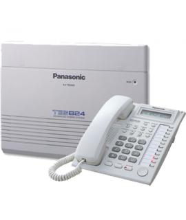 Polovna Panasonic TES 824 sa 3 telefona i sistemskim