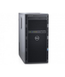 DELL PowerEdge T130 Xeon E3-1220 v5 4-Core 3.0GHz (3.5GHz) 4GB 1TB 3yr NBD