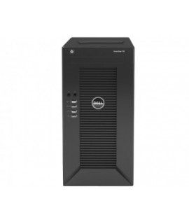 DELL PowerEdge T20 Xeon E3-1225v3 4-Core 3.2GHz (3.6GHz) 4GB 1TB 3yr NBD