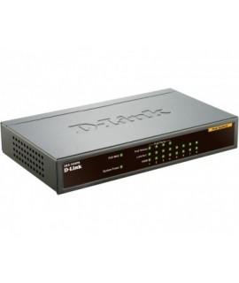 D-LINK DES-1008PA 8port switch