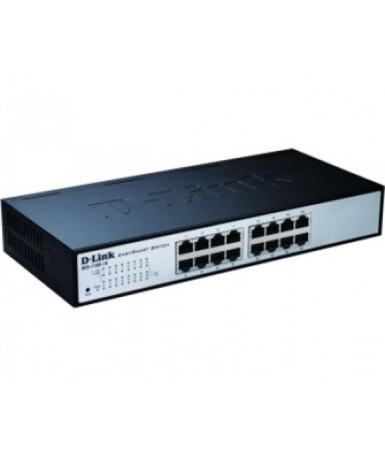 D-LINK DES-1100-16 16port EasySmart switch