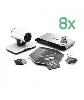 Yealink  VC-120 Video Conferencing System (Phone, 8 way MCU)