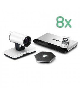 Yealink  VC-120 Video Conferencing System (Mic, 8 way MCU)