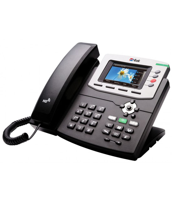 Htek UC840P Color IP telefon