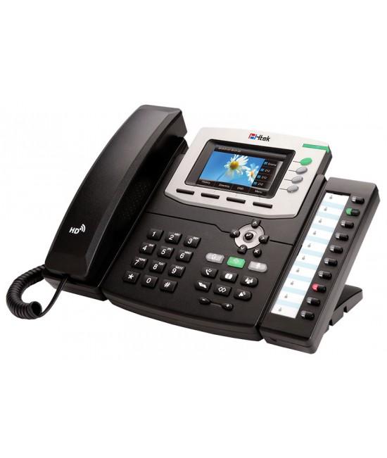 Htek UC862P Gigabit Color IP telefon