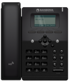 Sangoma S300 Entry level IP phone with POE