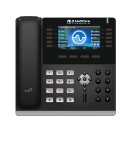 Sangoma S700 Executive IP phone with POE