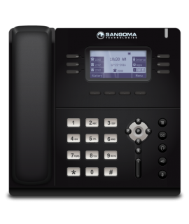 Sangoma S405 Advanced Entry Level IP phone with POE